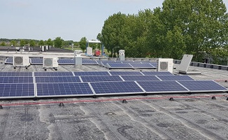 Solar Panels for Wolfard & Wessels